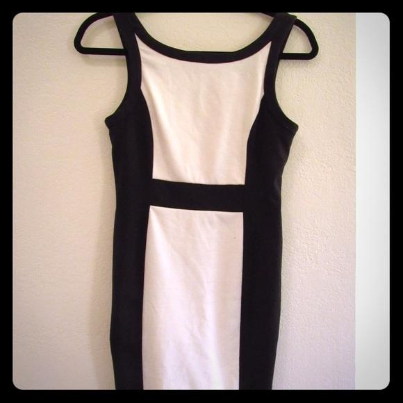 Forever 21 Dresses & Skirts - Forever 21 Black and white dress